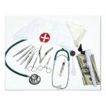 MedicalToolsFunds082309 Invitación 10,8 X 13,9 Cm