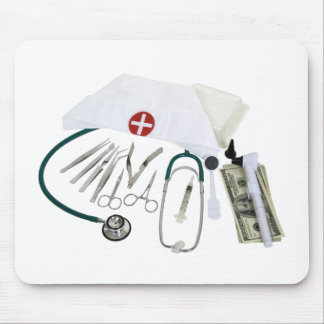 MedicalToolsFunds082309 Mouse Pads