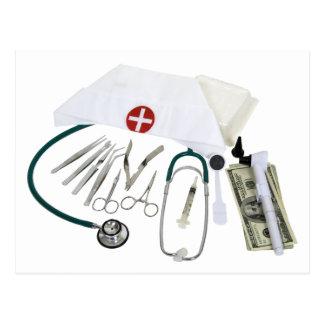 MedicalToolsFunds082309 Tarjetas Postales