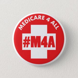Medicare 4 All #M4A Button