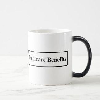 MEDICARE BENEFITS COFFEE MUG