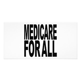 Medicare For All Card