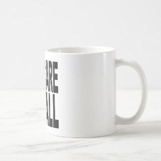 Medicare For All Coffee Mug
