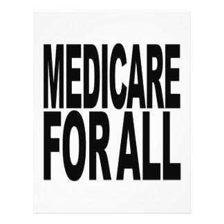Medicare For All Flyer