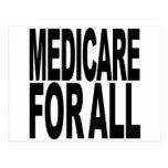 Medicare For All Post Cards