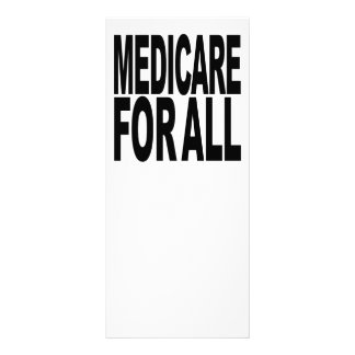 Medicare For All Rack Card