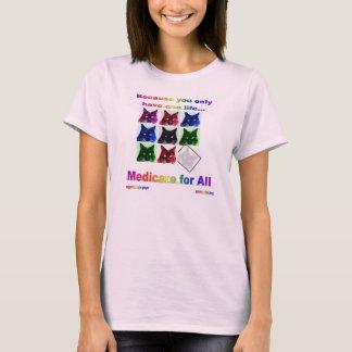 """Medicare-for-All"" T-Shirt"
