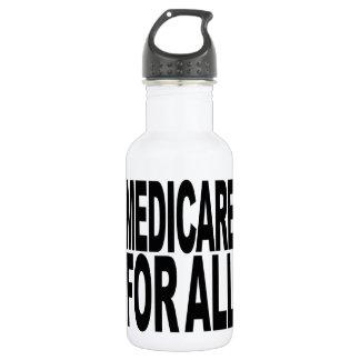 Medicare For All Water Bottle