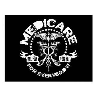 Medicare For Everybody Postcard