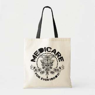 Medicare For Everybody Tote Bag