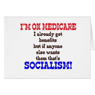 Medicare Hypocrite Card