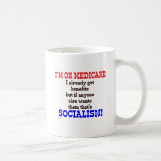 Medicare Hypocrite Coffee Mug