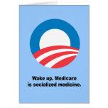 Medicare is socialized medicine cards