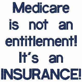 Medicare not an Entitlement