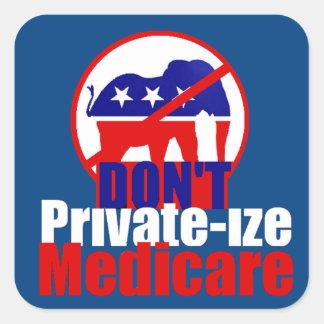 Medicare Sticker