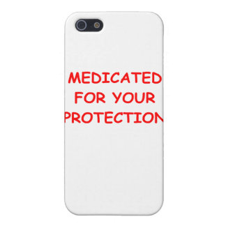 MEDICATED png Cover For iPhone 5
