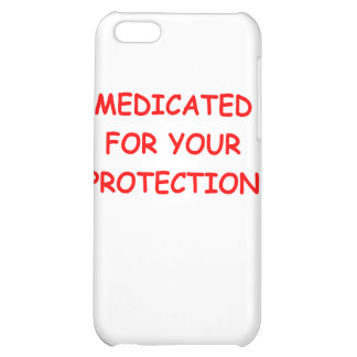 MEDICATED png iPhone 5C Covers