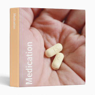 Medication Binder