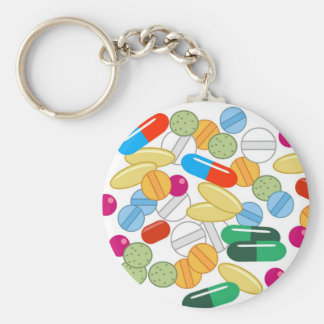 Medication Keychain