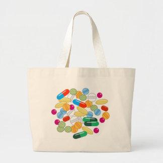 Medication Large Tote Bag