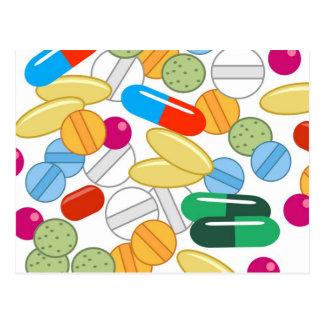 Medication Postcard