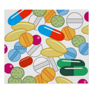 Medication Posters