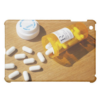 Medication spilled on table iPad mini covers