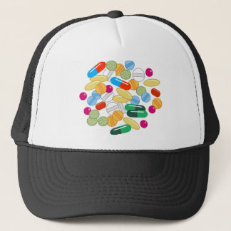 Medication Trucker Hat