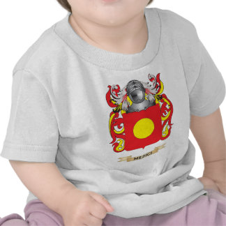 Medici Coat of Arms Family Crest Tshirt