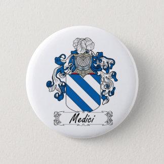 Medici Family Crest Button