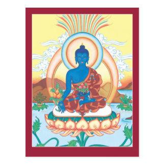 Medicina Buda de la TARJETA Postal