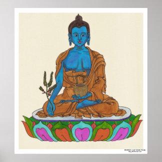 Medicina Buda Posters
