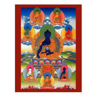 Medicina Buda Postales