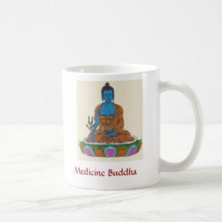 Medicina Buda Tazas De Café