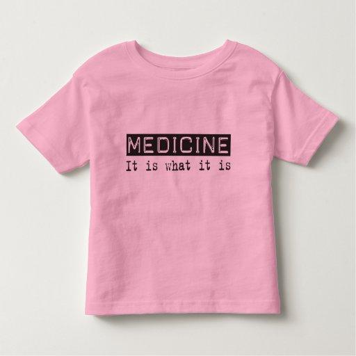 Medicina es playeras