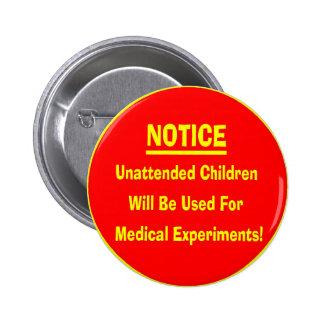 Medicinal Pinback Button