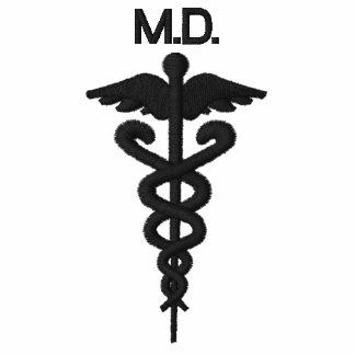 medicine2, M.D. Polo Bordado