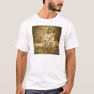 Medicine Bear Sioux Indian Chief Vintage T-Shirt