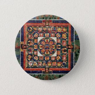 Medicine Buddha Button