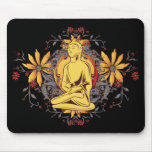 Medicine Buddha in Meditation Mouse Pad