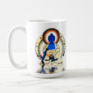 Medicine Buddha Tea Coffee Mug