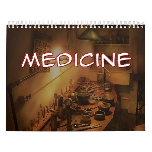 Medicine Wall Calendars