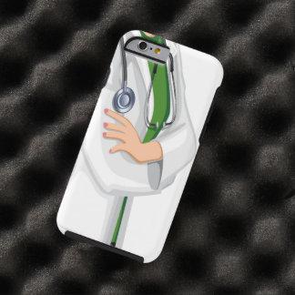 Medicine Female Doctor Nurse Tough iPhone 6 Case