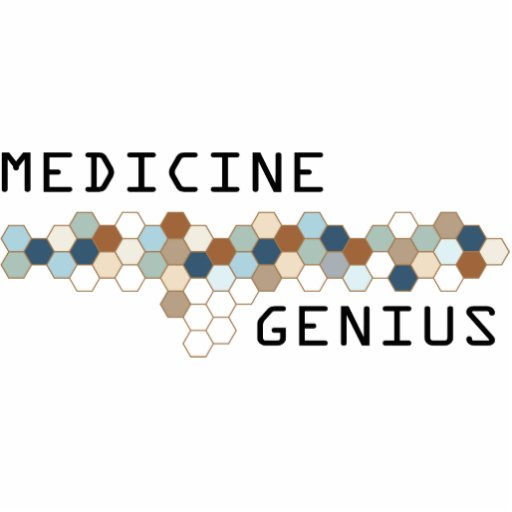 Medicine Genius Cut Out