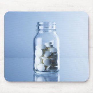 medicine in the bottle mouse pad