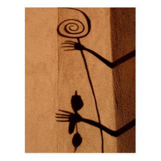 Medicine of Shadows by JLH Postcard