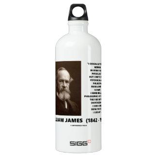 Medicine Psychology Philosophy William James Quote SIGG Traveler 1.0L Water Bottle