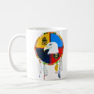 Medicine Shield Coffee Mug