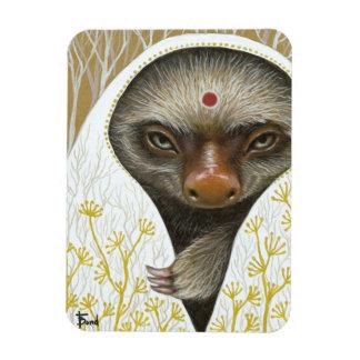 Medicine Sloth Magnet