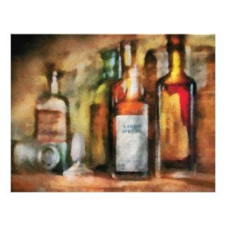 Medicine - Syrup of Ipecac Flyers